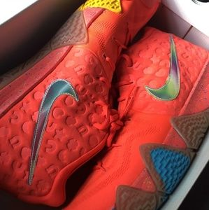 new concept 02f32 67418 Kyrie 4's Lucky Charms size 17 NWT